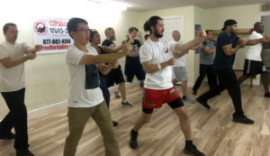 Wing Chun Vancouver Adults