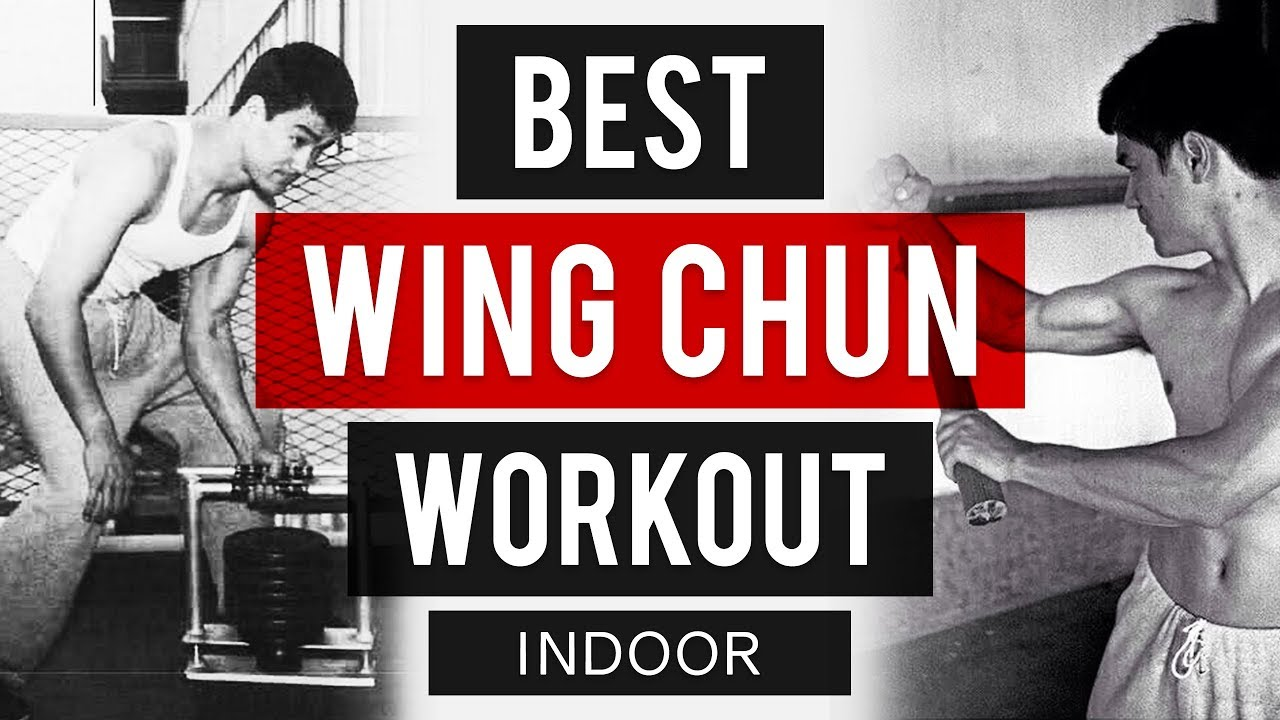 3 Basic Wing Chun Training Workout Exercises for Beginners