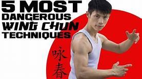 5 Wing Chun Moves? Learn Self Defense